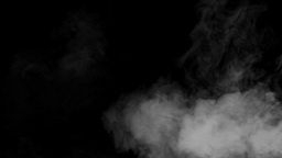 Smoke / Fog in Motion Animation