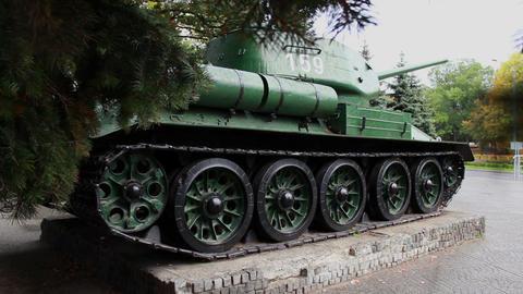 Tank T-34 0