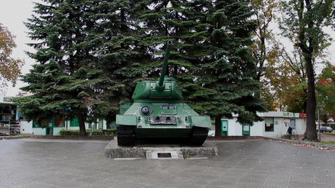 Tank T-34 1