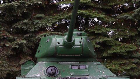 Tank T-34 2