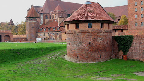 The Castle Of The Teutonic Order In Malbork 0