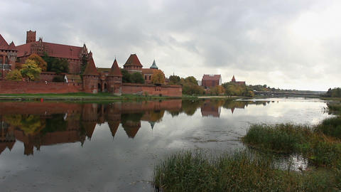 The Castle Of The Teutonic Order In Malbork 2
