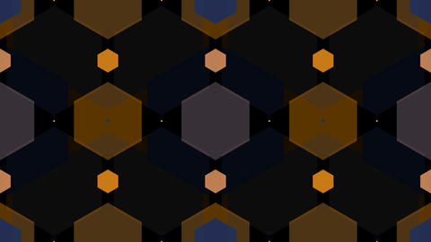 tileable golden honeycomb pattern with alpha Animation