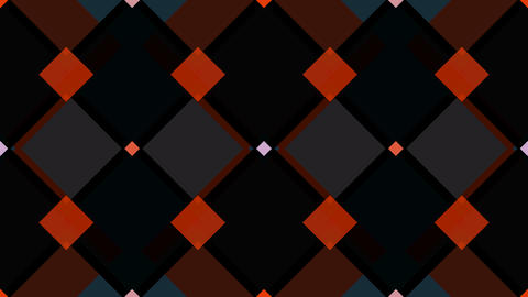 tileable retro kite pattern with alpha Animation
