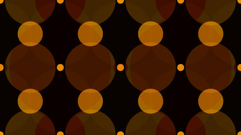 tileable decorative dot pattern with alpha Animation