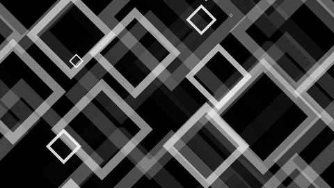 tileable white square lines with alpha Animation