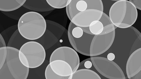 tileable white circle pattern with alpha Animation