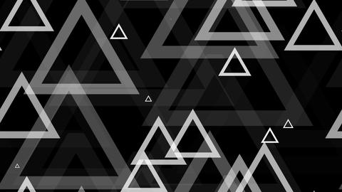 tileable triangle white lines with alpha Animation