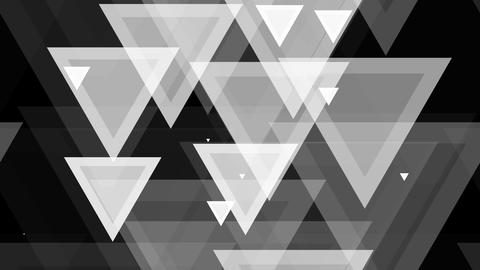 tileable triagonal white shape with alpha Animation