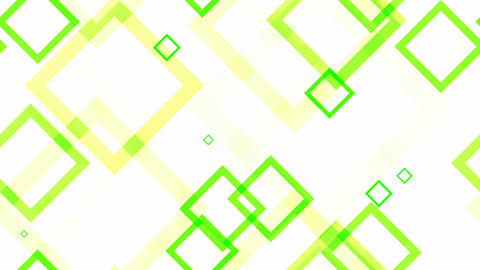 tileable green grid square Animation