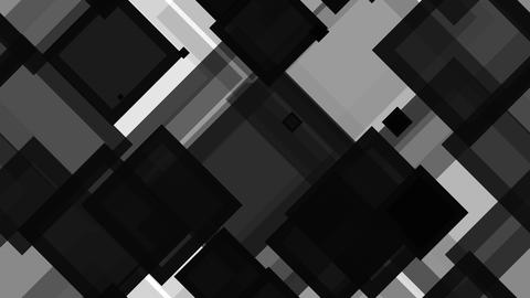 tileable rhombus black pattern Animation