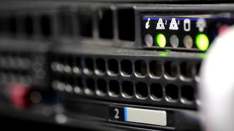 Data server Footage
