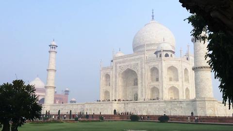 20140222 dk Taj Mahal Agra 0034 Footage