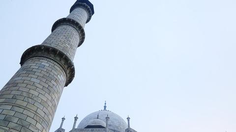 20140223 dk Taj Mahal Agra 0054 Footage