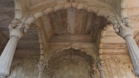 20140306 Jh Humayun Tomb 0005 stock footage