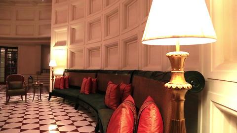 20140221 Dk Hotel Amar Vilas Agra 0002 stock footage