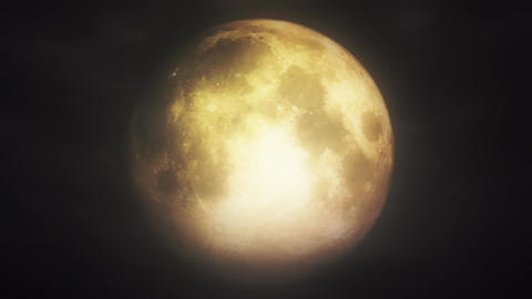 Full Moon 3 D Animation 3 appprores Animation