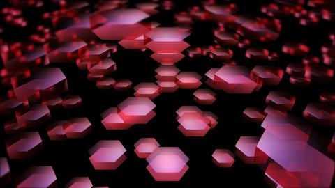20 HD Hexagonal Pattern Backgrounds #05