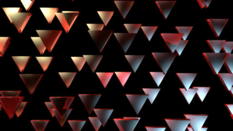 20 HD Triangle Pattern Backgrounds #05
