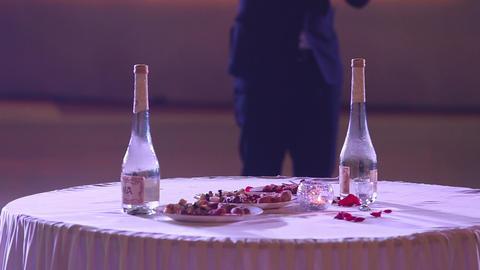 groom tells people rules of russian national game  Footage