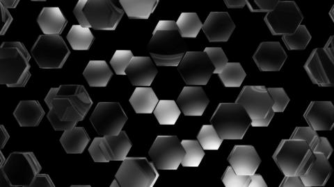 20 HD Hexagonal Pattern Backgrounds #07