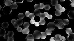 20 HD Hexagonal Pattern Backgrounds #07 2