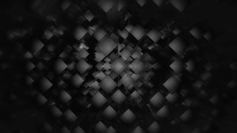 disco rhombus white Animation