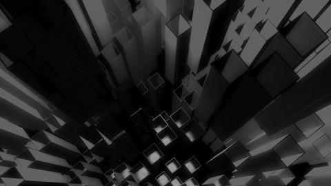 grey rhombus tubes Animation