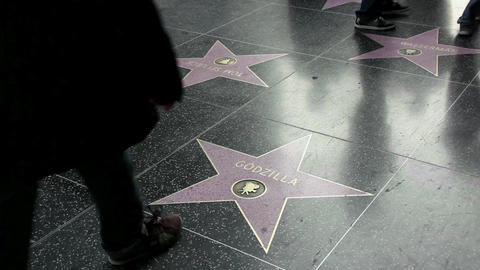 Hollywood California United States Of America USA Footage