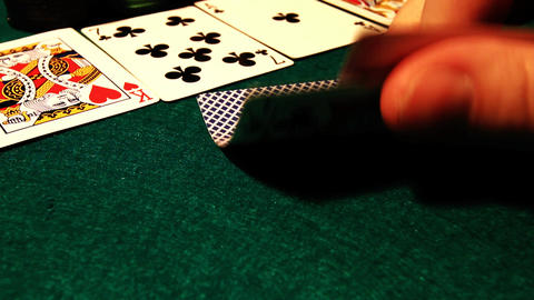 Poker 59 hesitate drop Footage