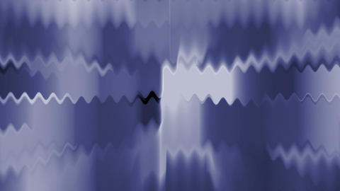 blue waveform,light rays,computer web tech background.frequency,pulsating Animation
