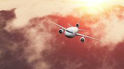 Airplane Animation