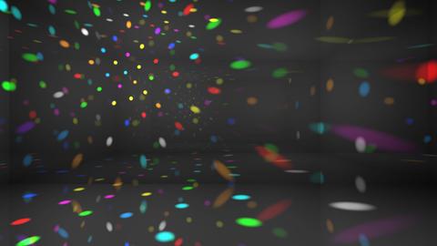 Disco Light Aa HD Stock Video Footage