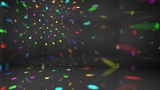 Disco Light Aa HD stock footage