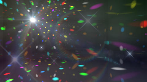 Disco Light Ab HD Stock Video Footage