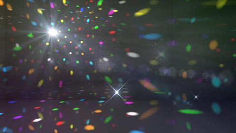 Disco Light Ab HD Animation