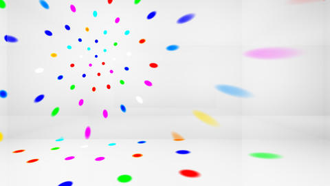 Disco Light Acw HD Stock Video Footage