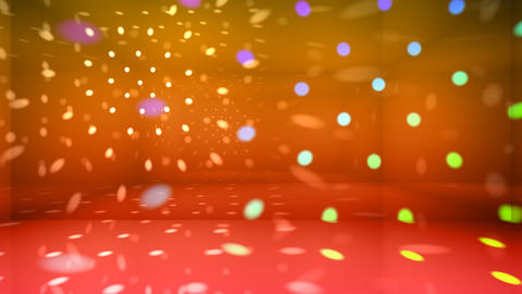 Disco Light Ae HD, Stock Animation