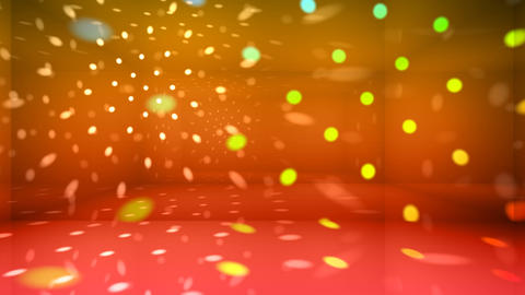 Disco Light Ae HD Animation