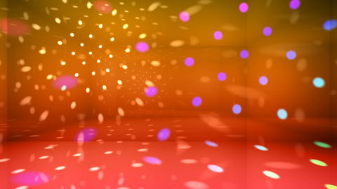 Disco Light Ae HD Stock Video Footage