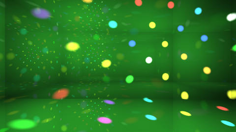 Disco Light Ag HD Animation