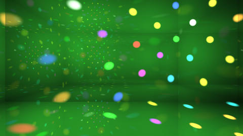 Disco Light Ag HD Stock Video Footage