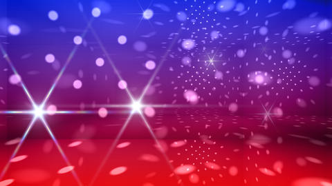Disco Light Ai HD Stock Video Footage