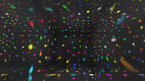 Disco Light Ba HD Stock Video Footage