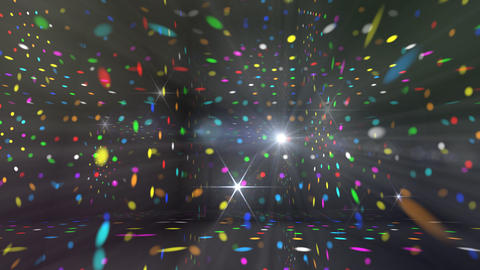 Disco Light Bb HD Animation
