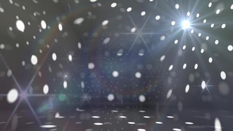 Disco Light Bi HD Stock Video Footage