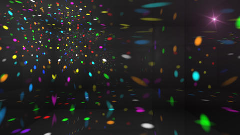 Disco Light Ca HD Animation