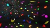 Disco Light Cc HD stock footage