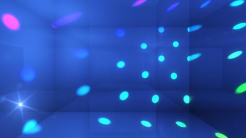 Disco Light Cj HD Stock Video Footage