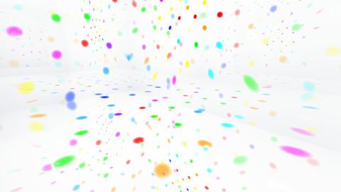 Disco Light Daw HD Animation